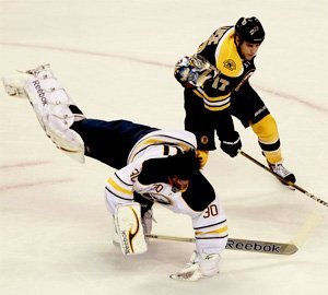 Milan Lucic avoided supplementary discipline for his questionable collision with Ryan Miller