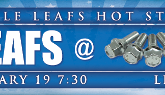 Toronto Maple Leafs vs Tampa Bay Lightning
