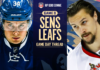 Toronto Maple Leafs vs. Ottawa Senators