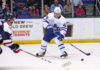 Trevor Moore of the Toronto Marlies