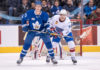 Mason Marchment signs an NHL contract with the Toronto Maple Leafs
