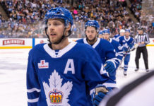 Calle Rosen of the Toronto Marlies