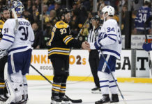 Toronto Maple Leafs vs. Boston Bruins, Game 7