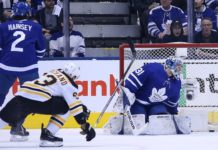 Toronto Maple Leafs vs. Boston Bruins, Game 6