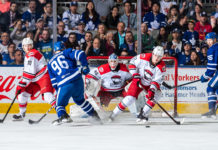 Toronto Marlies vs. Charlotte Checkers, Game 5