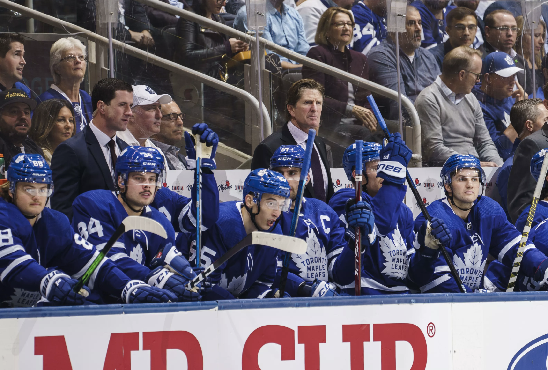 Toronto Maple Leafs' Musings