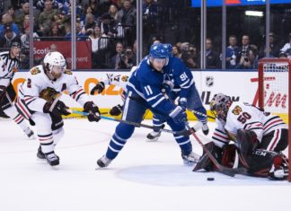 Toronto Maple Leafs vs. Chicago Blackhawks