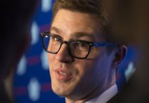 Toronto Maple Leafs GM Kyle Dubas