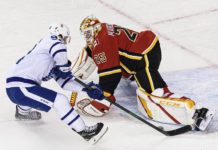 Toronto Maple Leafs vs. Calgary Flames
