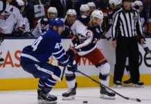 Nick Foligno is a Toronto Maple Leaf